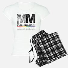 NEW M/M Romance Group Logo Pajamas