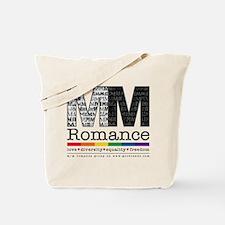 NEW M/M Romance Group Logo Tote Bag