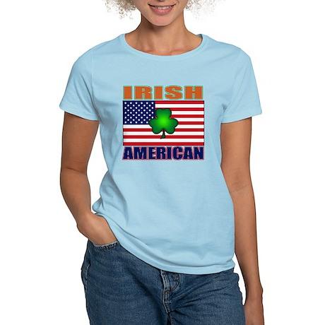 Irish American Pride Women's Light T-Shirt