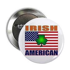 """Irish American Pride 2.25"""" Button"""