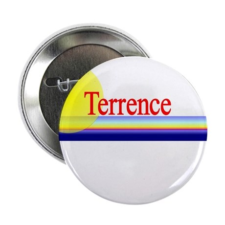 "Terrence 2.25"" Button (100 pack)"