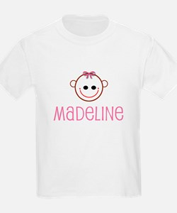 Madeline - Baby Face Kids T-Shirt