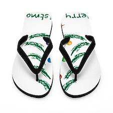 ChristmasTree-MerryChristmas.png Flip Flops