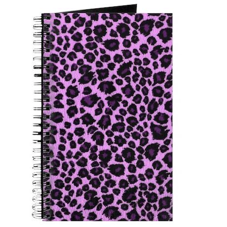 Purple Leopard Journal
