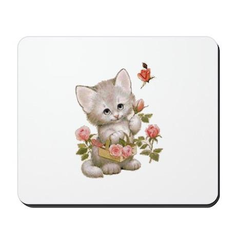 Lovely Kitty Mousepad
