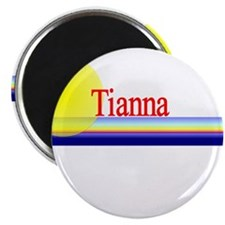 "Tianna 2.25"" Magnet (100 pack)"