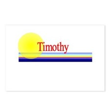 Timothy Postcards (Package of 8)