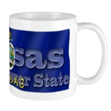 Kansas, The Sunflower State Mug