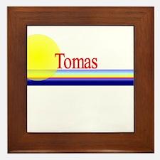 Tomas Framed Tile