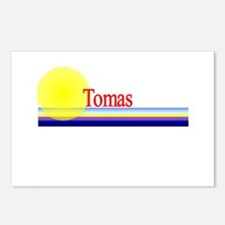 Tomas Postcards (Package of 8)