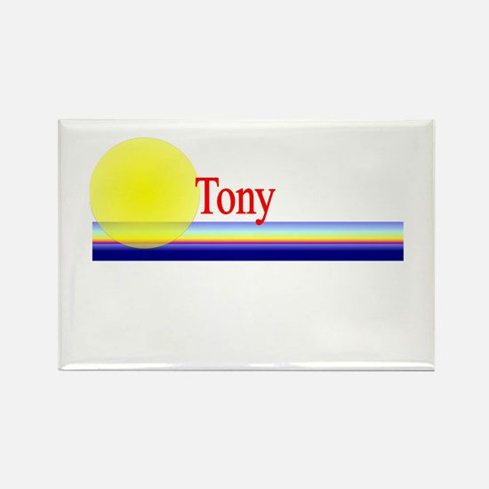 Tony Rectangle Magnet
