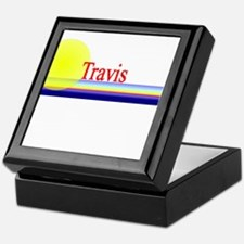 Travis Keepsake Box