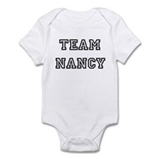 TEAM NANCY T-SHIRTS Infant Creeper