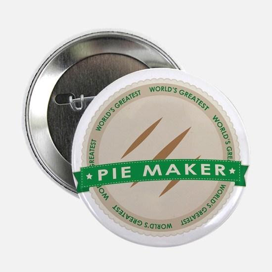 "Apple Pie Maker 2.25"" Button"
