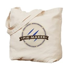 Blueberry Pie Maker Tote Bag