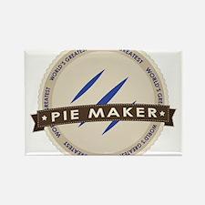 Blueberry Pie Maker Rectangle Magnet (100 pack)