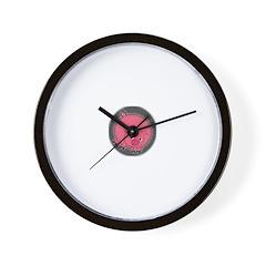 PIG BUBBLE Wall Clock
