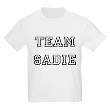 TEAM SADIE T-SHIRTS Kids T-Shirt