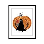 Halloween Framed Panel Print