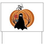 Halloween Yard Sign