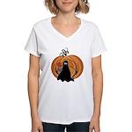 Halloween Women's V-Neck T-Shirt