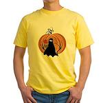 Halloween Yellow T-Shirt