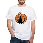 Halloween White T-Shirt