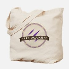 Plum Pie Maker Tote Bag