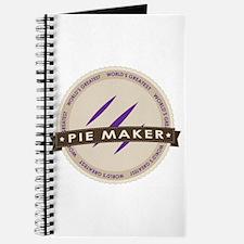 Plum Pie Maker Journal
