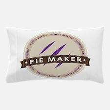 Plum Pie Maker Pillow Case