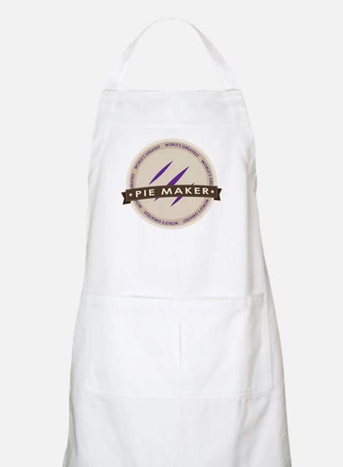 Plum Pie Maker Apron