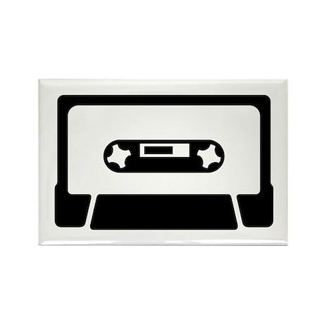 Cassette Tape - Refrigerator Magnet