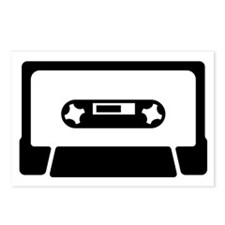 Cassette Tape - Postcards (Package of 8)
