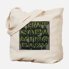 Sofa King Easy Tote Bag