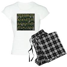 Sofa King Easy Pajamas