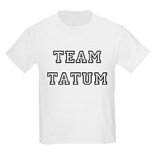 TEAM TATUM T-SHIRTS Kids T-Shirt