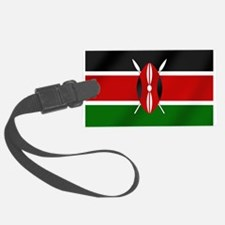 Flag of Kenya Luggage Tag