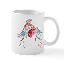 Burning Heart Mug