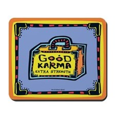 GOOD KARMA Mousepad