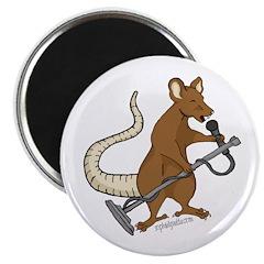 The Original Rockstar Rat Magnet