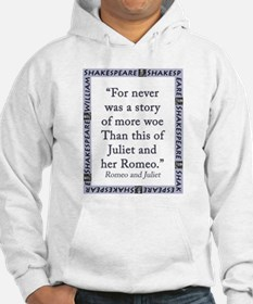 For Never Was a Story Sweatshirt