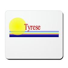 Tyrese Mousepad