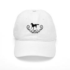 Flat Coated Retriever Baseball Cap