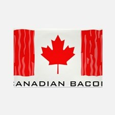 CANADIAN BACON Rectangle Magnet