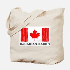 CANADIAN BACON Tote Bag