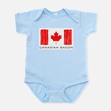 CANADIAN BACON Infant Bodysuit