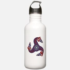 Herigeas Hundas Logo Water Bottle