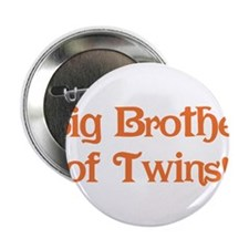 Big Brother of Twins Button