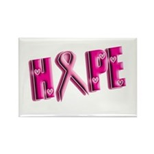 Hope Rectangle Magnet
