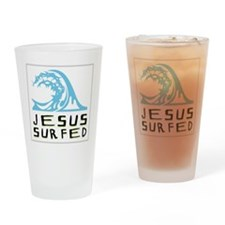 Living Water Drinking Glass